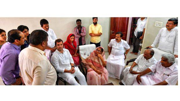 rahul-at-shanavas-home