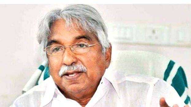 oomman-chandy
