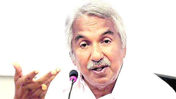 oomen-chandy