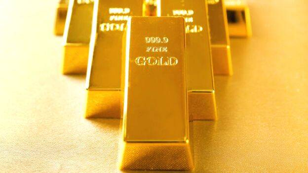 gold-