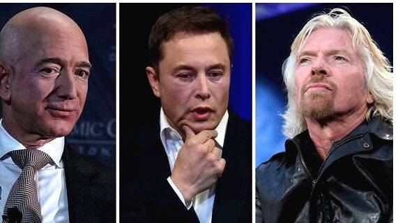 Billionaires Compete for Space Travel – NEWS 360 – WORLD