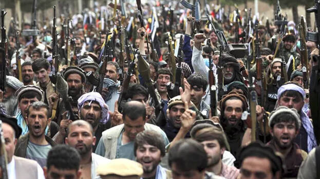 Women should not go out alone, men should grow beards;  Taliban seize control of Afghanistan – NEWS 360 – WORLD