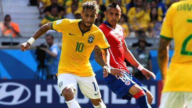 Brazil beat Chile in Copa del Rey – NEWS 360 – SPORTS