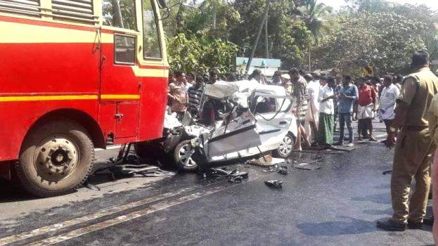 Eight die in Kollam accidents - KERALA - GENERAL | Kerala