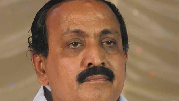 TV sting operation: Police records statement of M K Raghavan
