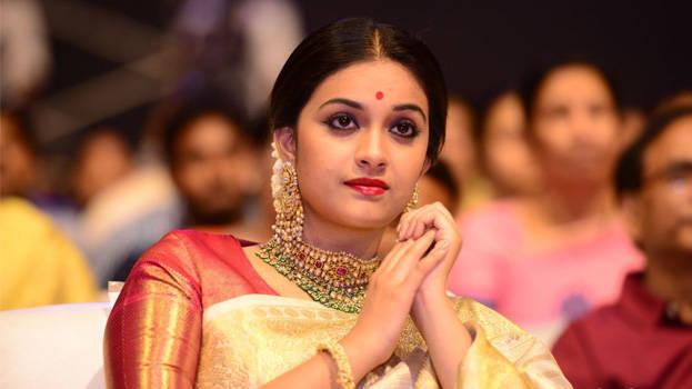 Is Keerthy Suresh joining BJP? - CINEMA - CINE NEWS | Kerala