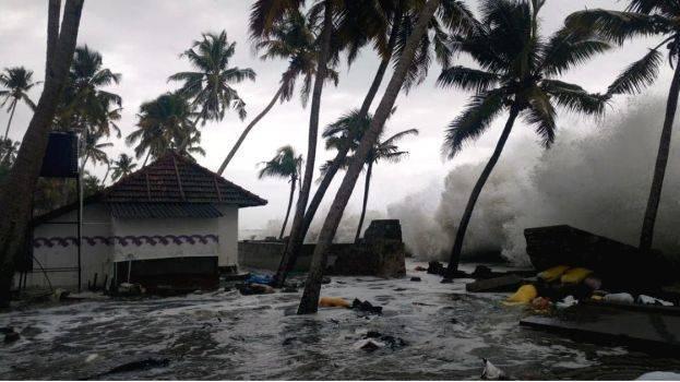 Image result for orange alert sounded by Meteorological Department