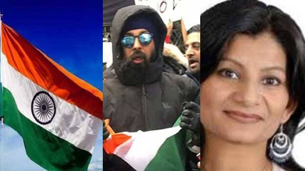 poonam-joshy-indian-flag
