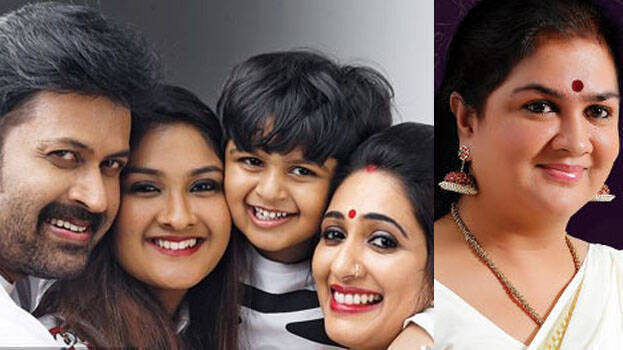 It was she who taught me how to be a family man: Manoj K Jayan - CINEMA -  CINE NEWS | Kerala Kaumudi Online