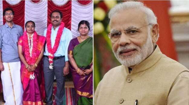 This is what PM Modi replied when man from Tamil Nadu