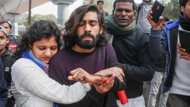Jamia firing: Case of attempt to murder against shooter