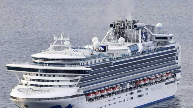 Coronavirus Cases On Japan Cruise Ship Climb To 174
