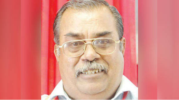 CPI(M) Central committee member K Vardarajan passes away - INDIA ...