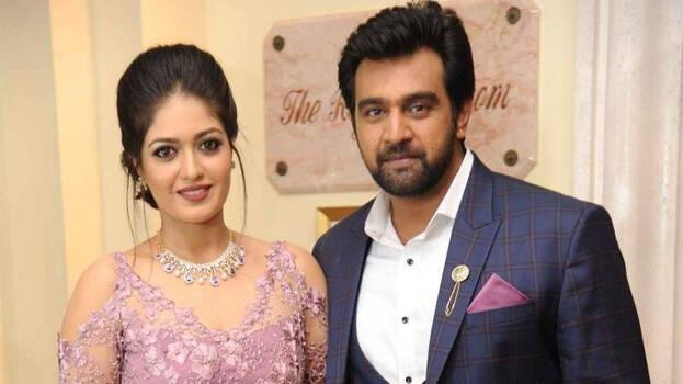 Chiranjeevi Sarja And Wife Meghna Raj Were Expecting Baby India General Kerala Kaumudi Online