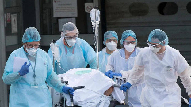 USA virus cases surge as global infections pass 10 million
