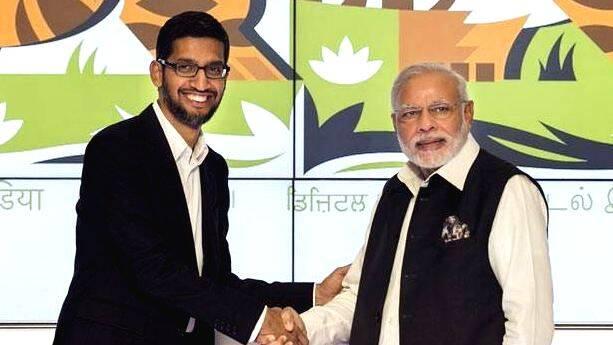 গুগল ভারতের ডিজিটাল অর্থনীতি উন্নয়নে ৭৫,০০০ কোটি টাকা বিনিয়োগ করেছে