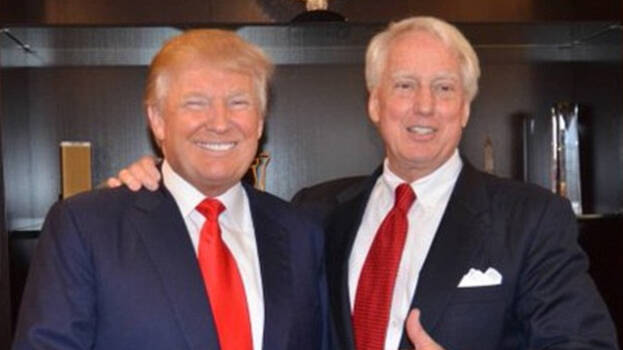 "My best friend, he will be greatly missed"": Trump on his brother's ..."