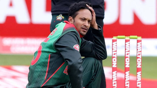 Bangladesh cricket star Shakib threatened over Hindu ceremony