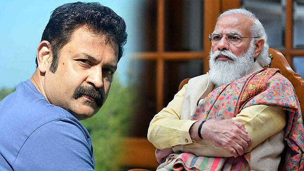 When PM Modi arrives in Thiruvananthapuram for Assembly election campaign, he will be received by BJP mayor': Actor Krishnakumar - KERALA - POLITICS | Kerala Kaumudi Online