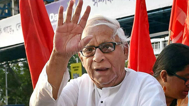 Former Bengal CM Buddhadeb Bhattacharya hospitalised, condition critical -  INDIA - GENERAL | Kerala Kaumudi Online