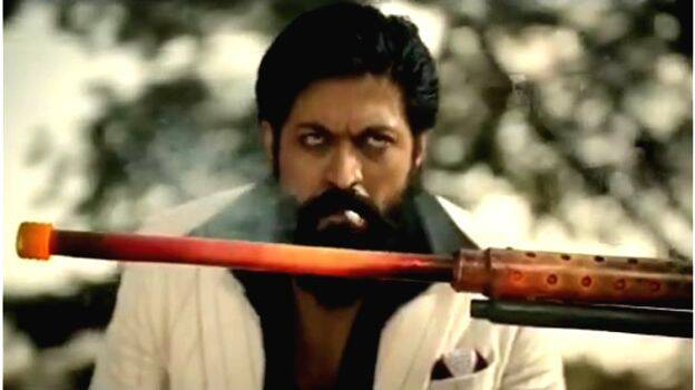 Watch `KGF Chapter Two` teaser: Yash and Sanjay Dutt lock horns