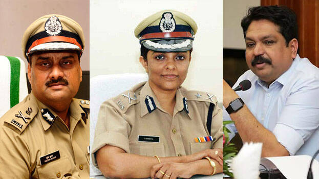 Appointment of state police chief: Thachankary out; Sudesh Kumar, B Sandhya  and Anil Kant in the list - KERALA - GENERAL | Kerala Kaumudi Online