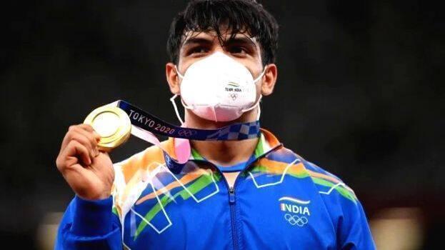 IndiGo announces unlimited free travel for one year to Olympic gold medallist Neeraj Chopra - INDIA - GENERAL   Kerala Kaumudi Online
